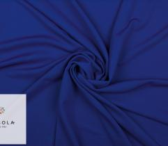 Dzianina Interlock - Royal Blue