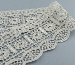 Gipiura 6 cm - Ornament Szary