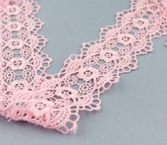 Gipiura 5 cm - Ornament Różowy