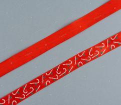 Satin Ribbon 15 mm - Christmas Lollies