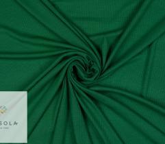 Ściągacz Wiskozowy Prążek 120 cm - Zielony