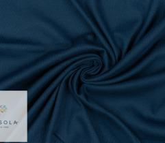 Ścigacz Bawełniany Prążek 100 cm - Granatowy