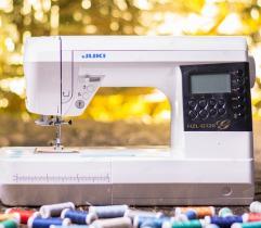 Maszyna do szycia JUKI HZL-G120 + voucher na 100 zł + wykrój a4
