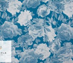 Tkanina Silki Classic Blue - Peonie