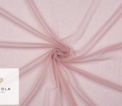 Tiul z Brokatem - Brudny Róż