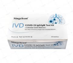 Test na Koronavirus COVID-19 Singlean (20szt.)