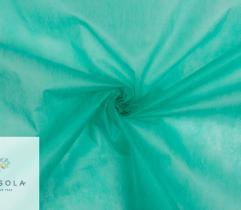 Włóknina 50 g na Maseczki - Zielona
