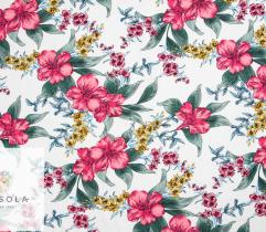 Woven Viscose Fabric - Ketmia