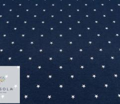 Jersey Single - Stars on Navy Blue