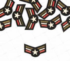 Termoaplikacja - Military Star
