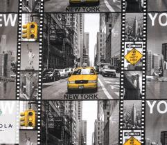 Tkanina Bawełniana – New York