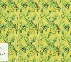 Tkanina Silki - Żółte Paprocie