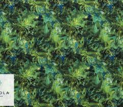 Tkanina Silki - Zielona Inspiracja Versace