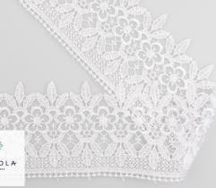 Gipiura 7 cm - Białe Kwiaty