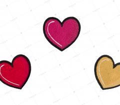 Aplikacja Odzieżowa - Serca