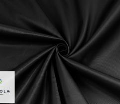 Tkanina Lotos 260 g - Czarna