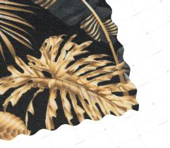 Tkanina Lotos 260 g - Złota Jungla