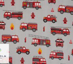 Tkanina bawełniana - Straż Pożarna