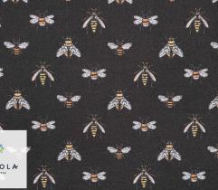 Tkanina Silki - Pszczoły