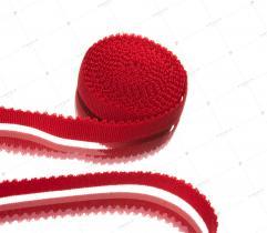 Guma Bieliźniana 1 cm - Czerwona