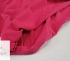 Jersey Single Amarant Rękaw Szer. 90 cm