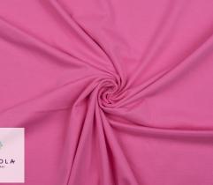 Jersey single różowy rękaw szer. 90 cm