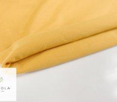 Jersey Single Miodowy Rękaw Szer. 90 cm