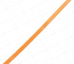 Wstążka atłasowa pomarańczowa 6 mm