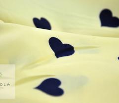 Silki serca blue