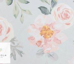 Silki pastelowe róże