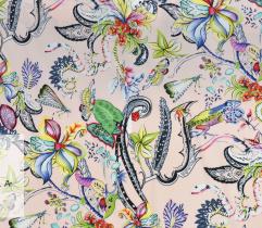 Silki rajski ogród łosoś