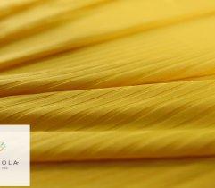 Jersey ITY żółty prążek 100 cm