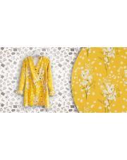 Szyjemy wiosenną sukienkę z tkaniny