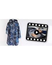 WIDEO TUTORIAL: DIY jak uszyć kurtkę z ortalionu - Aneta