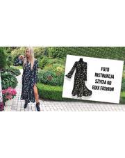 Instrukcja DIY: Sukienka boho by Edix Fashion