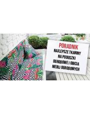 Najlepsze tkaniny na poduszki ogrodowe i obicia mebli ogrodowych