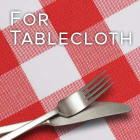 Fabrics for tablecloth