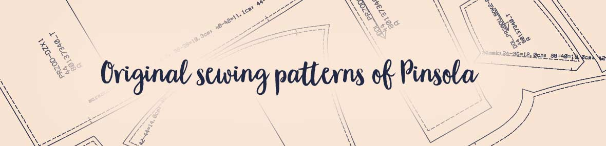 News - Our own tailoring patterns