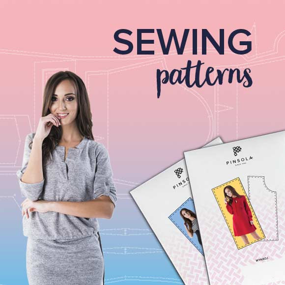Our sewing patterns